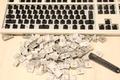 キーボードの掃除について徹底解説!掃除方法から必要性、掃除スライムの紹介も