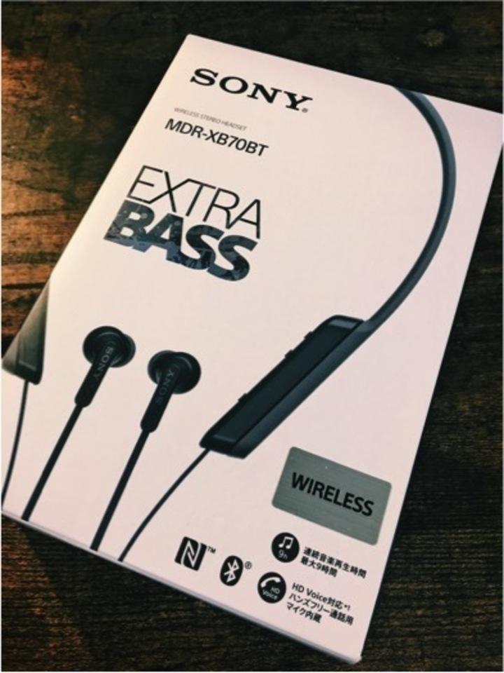 【その低音はいかほど!? SONY  EXTRA BASS MDR-XB70BT を徹底レビュー!】
