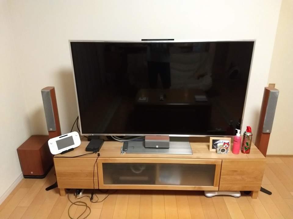 お部屋に合うテレビのサイズを解説!4Kと普通のテレビは適正サイズが違う!?