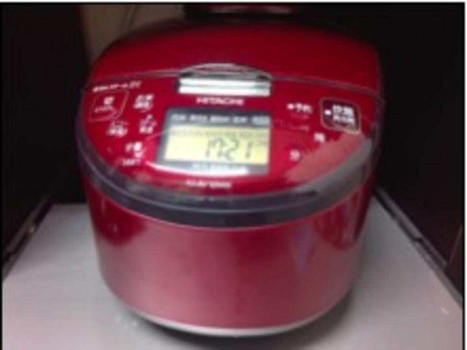 日立 IH炊飯ジャー 『RZ-RV10BKM』を購入した理由!特徴やおすすめする人も紹介!