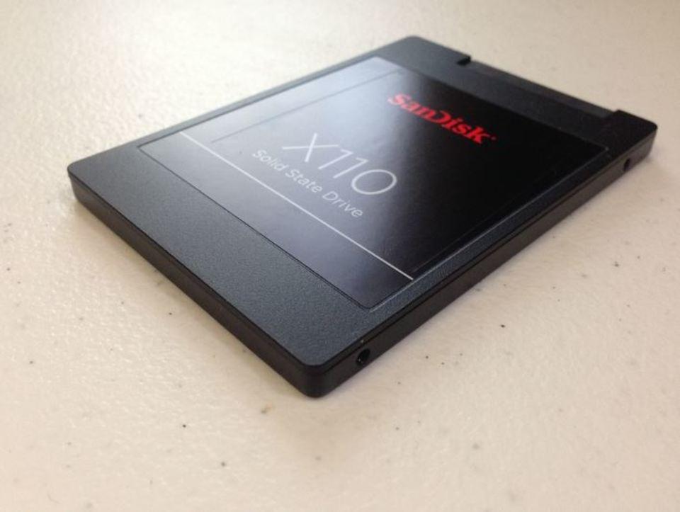 SSDの使い方は?実はとっても便利なSSD!