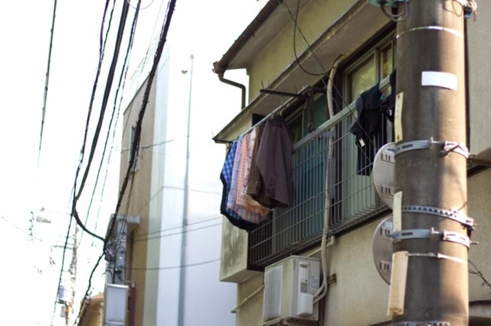 ベランダの洗濯機を長持ちさせよう!ベランダの洗濯機の注意点とは?