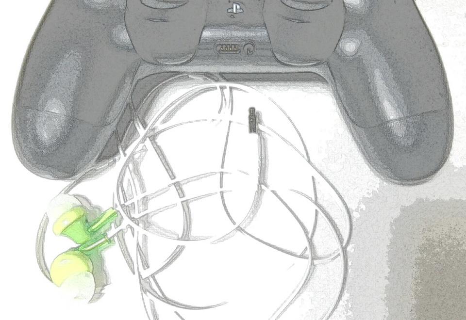 PS4コントローラーにイヤホンを挿す方法をご紹介!快適にイヤホンを使用するには⁉