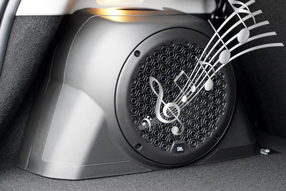 車のスピーカーの音質向上!車用スピーカーとは⁉