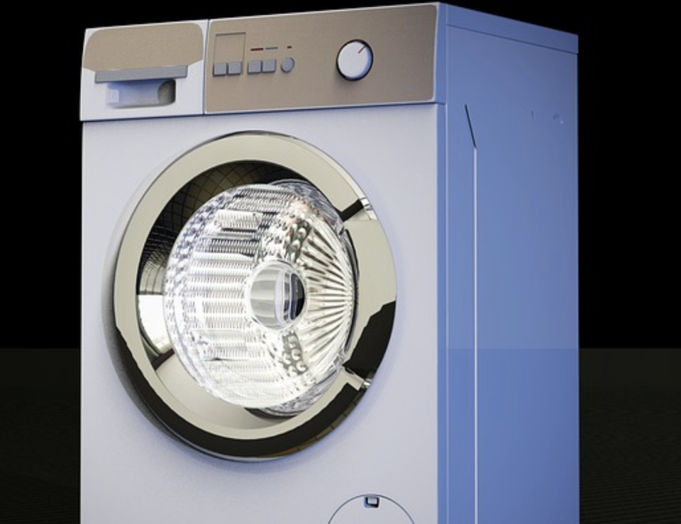 洗濯機のゴミ取りネット掃除してる?交換目安は?