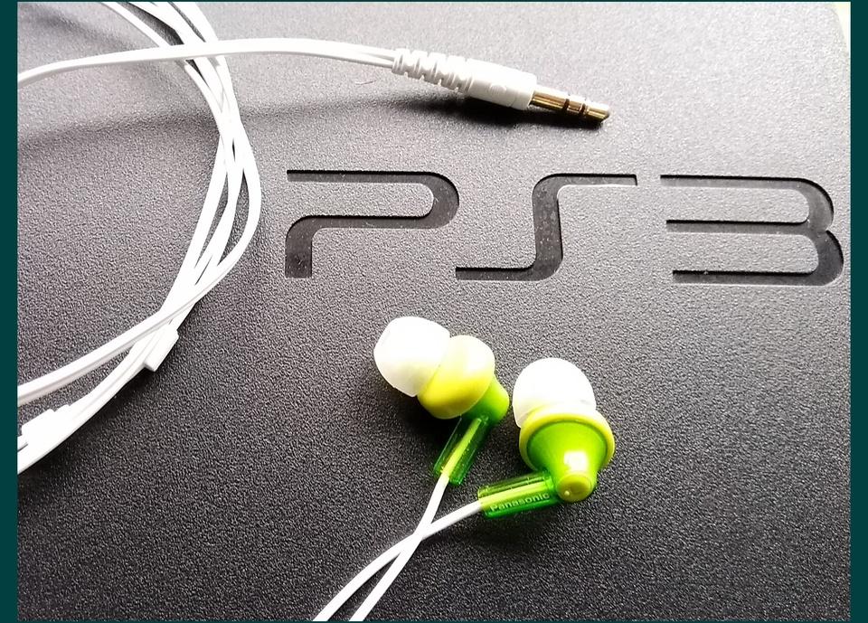 PS3にイヤホンを接続しよう!接続できる種類や接続方法は?