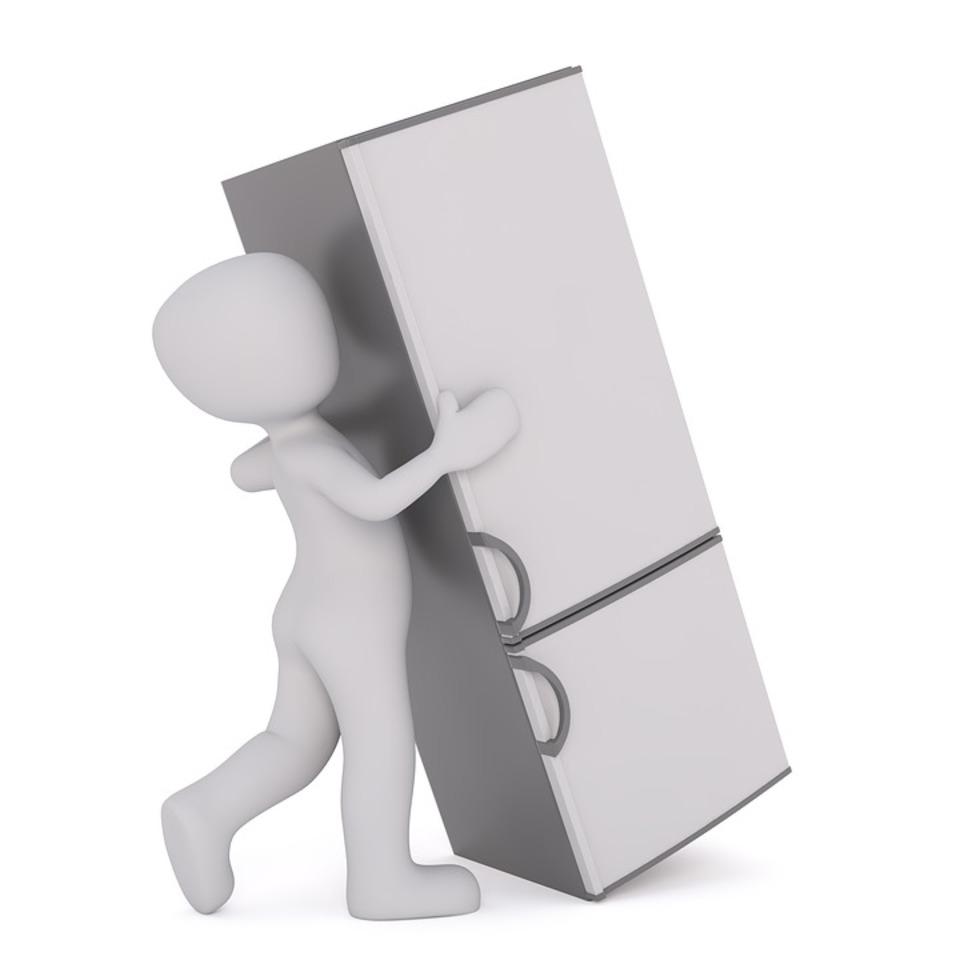 冷蔵庫を横向きにするのはダメなの?横置きは故障の原因になる⁉
