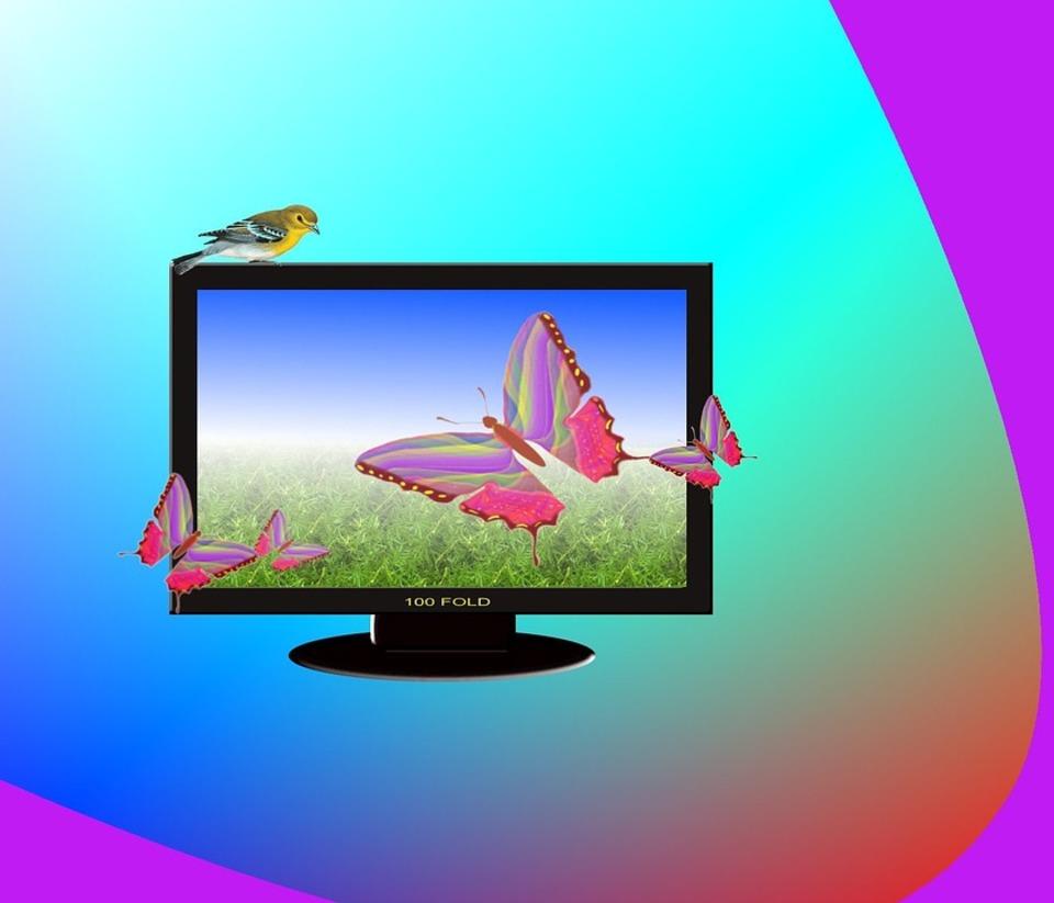 テレビにパソコンを接続するともモニターとして使える!接続方法を解説!