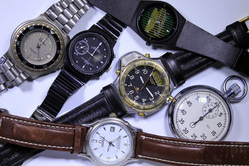 ポールスミスの時計の電池が切れた!交換するには?