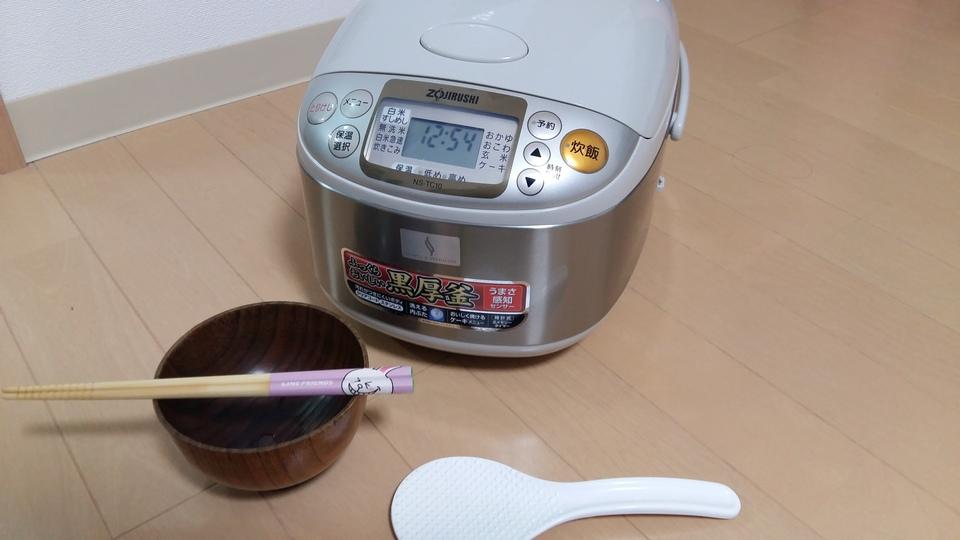 炊飯器の寿命は平均何年?症状や買い替えサインをご紹介!