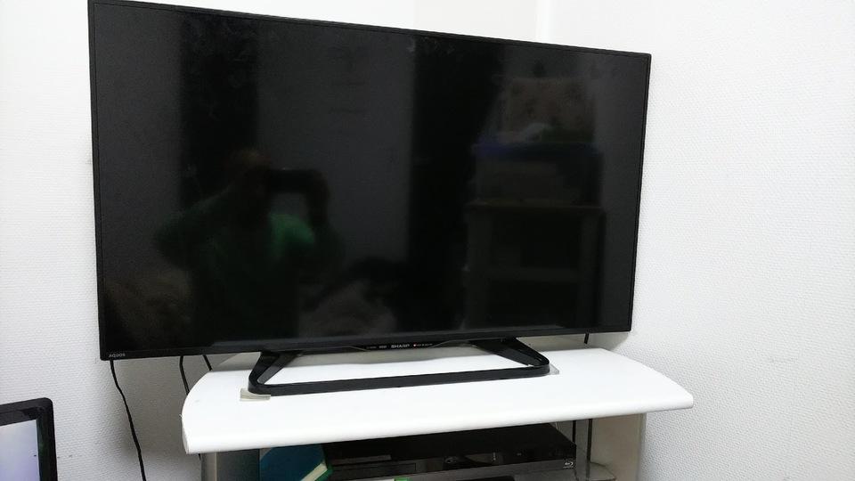 シャープ AQUOS『LC-40W35』をレビュー!おすすめAQUOSのテレビも紹介!