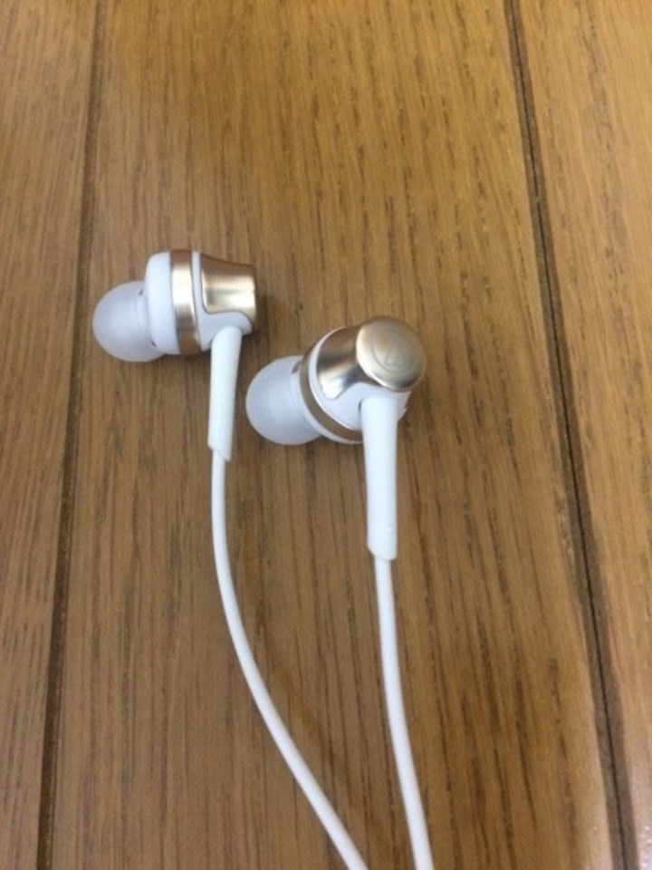 【audio-technica ATH-CKR50 オススメイヤホン】