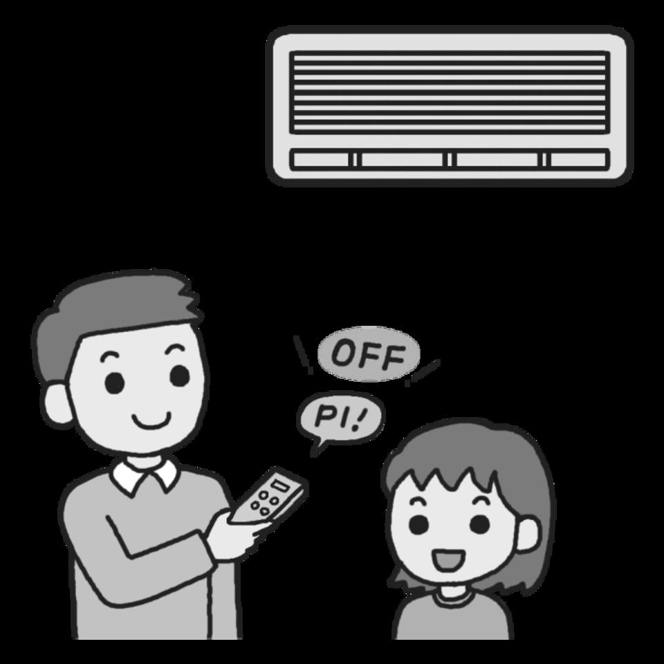 1時間のエアコンの電気代は?10年前は?冷房・暖房別の計算方法!