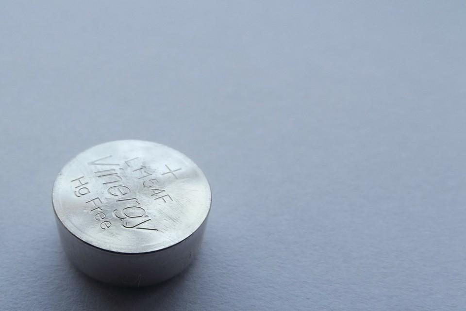g shock 電池 種類