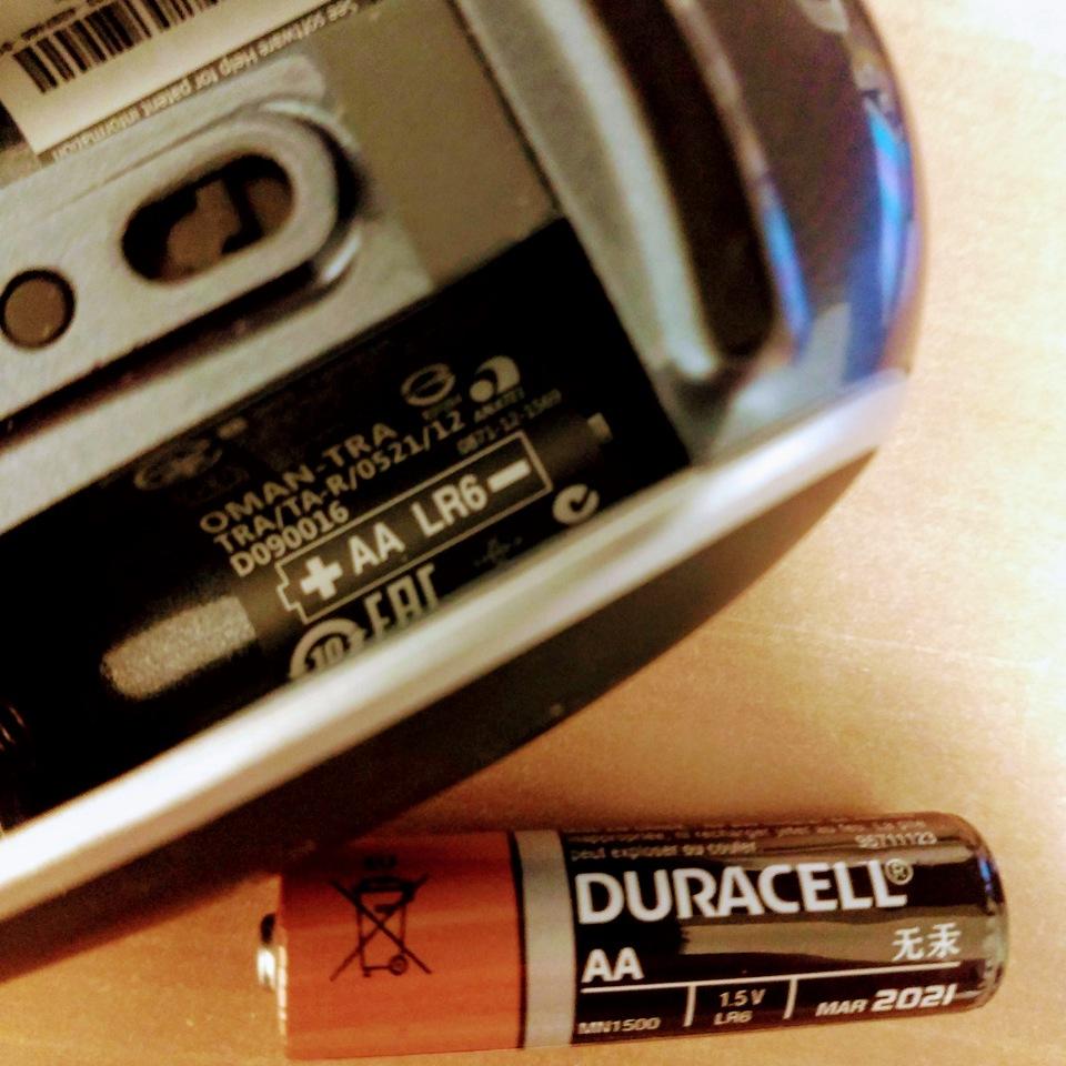 aaa 電池