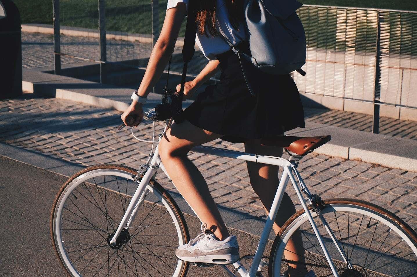 自転車 スマホスタンド