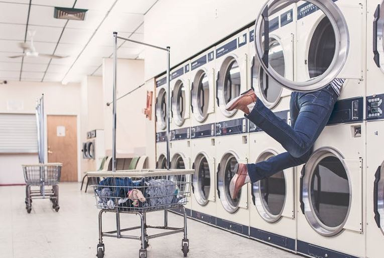 洗濯機 掃除