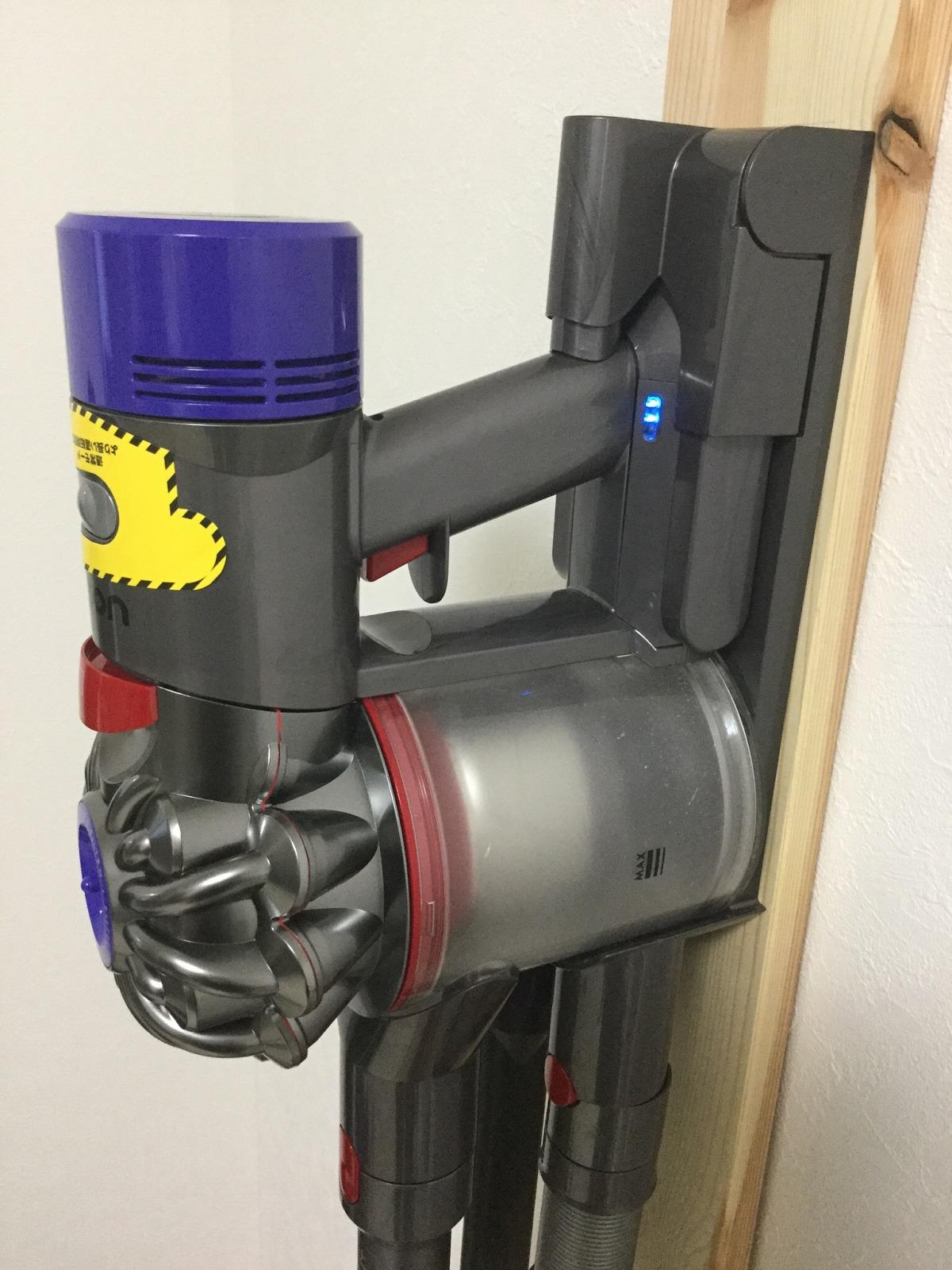 ダイソン コードレス 掃除機 バッテリー 寿命