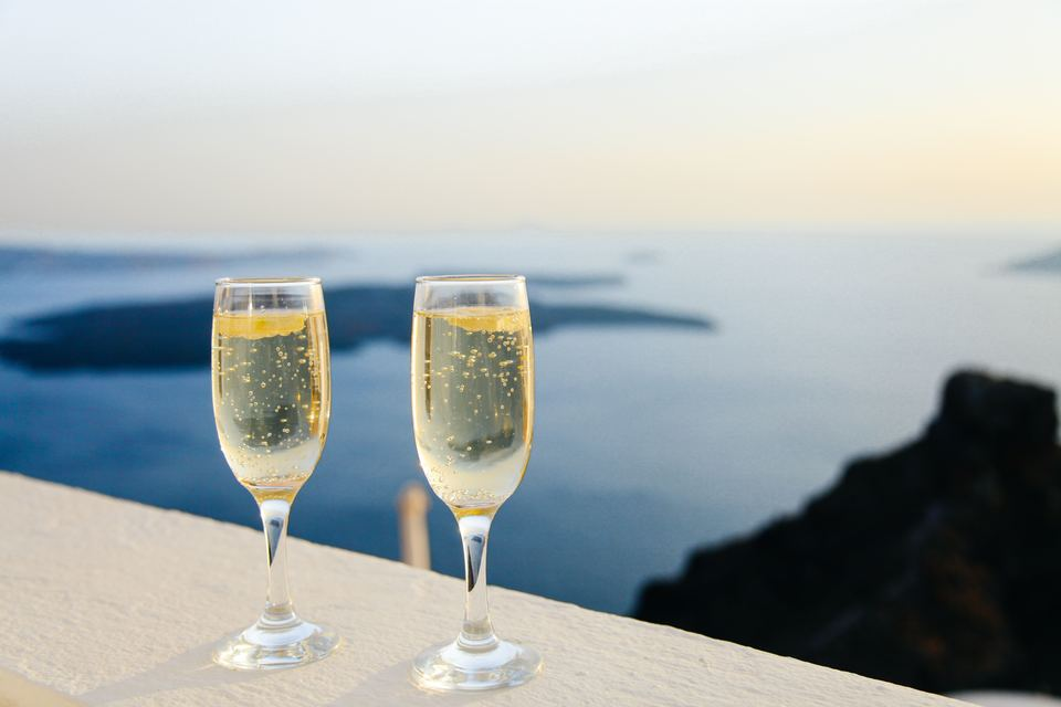 ワインセラー シャンパン
