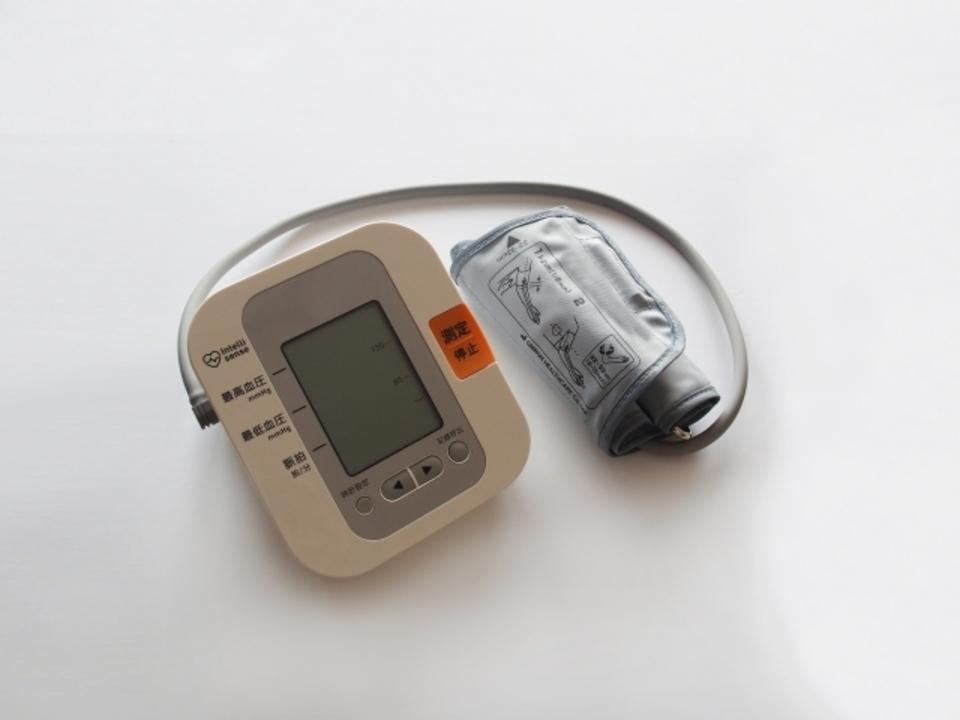 血圧計 寿命