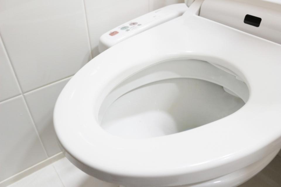 ウォシュレット 衛生 不衛生