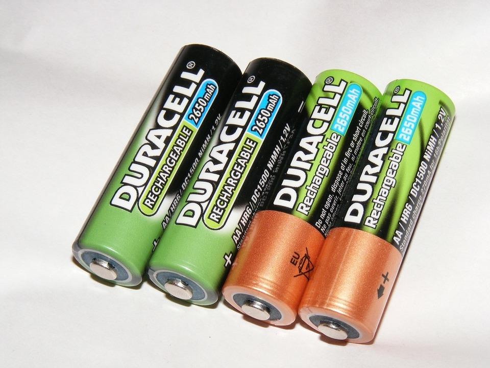 電池 保管