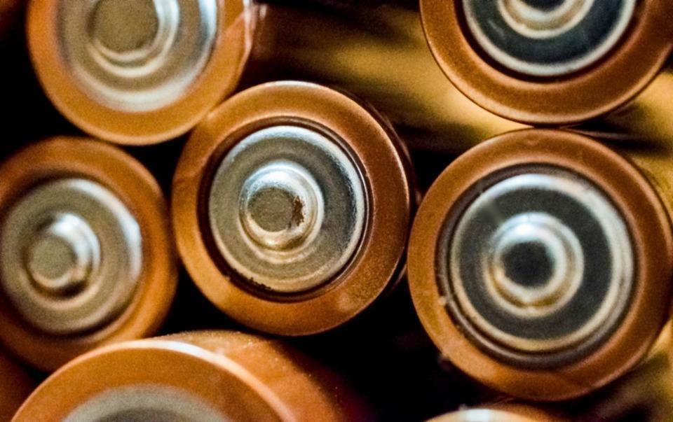 コンビニ 電池