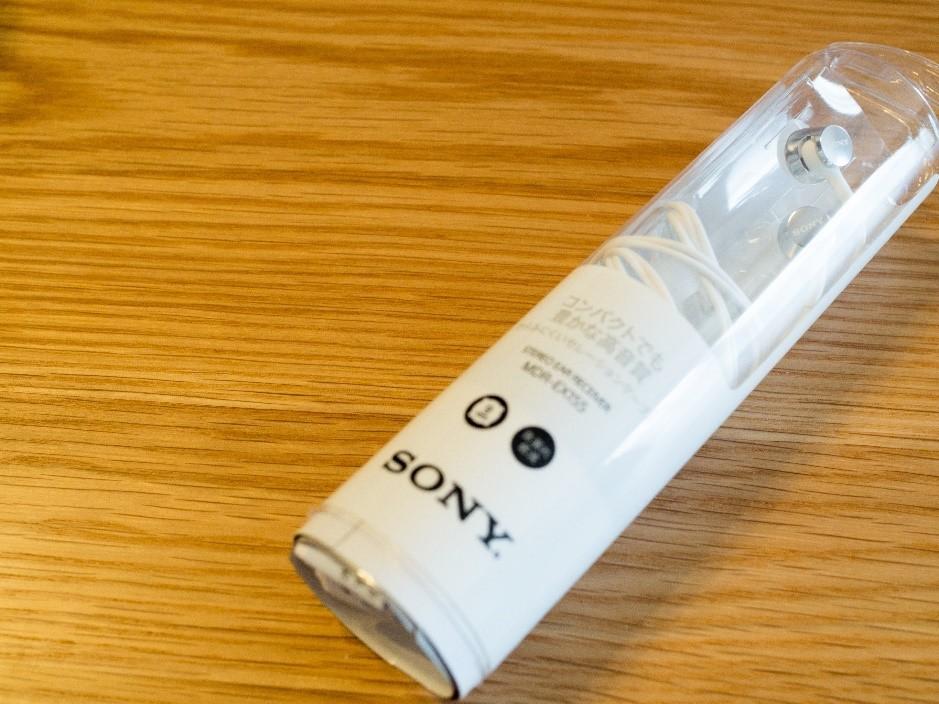 SONY MDR-EX155 稲葉01