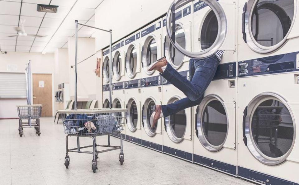 洗濯機 何時から