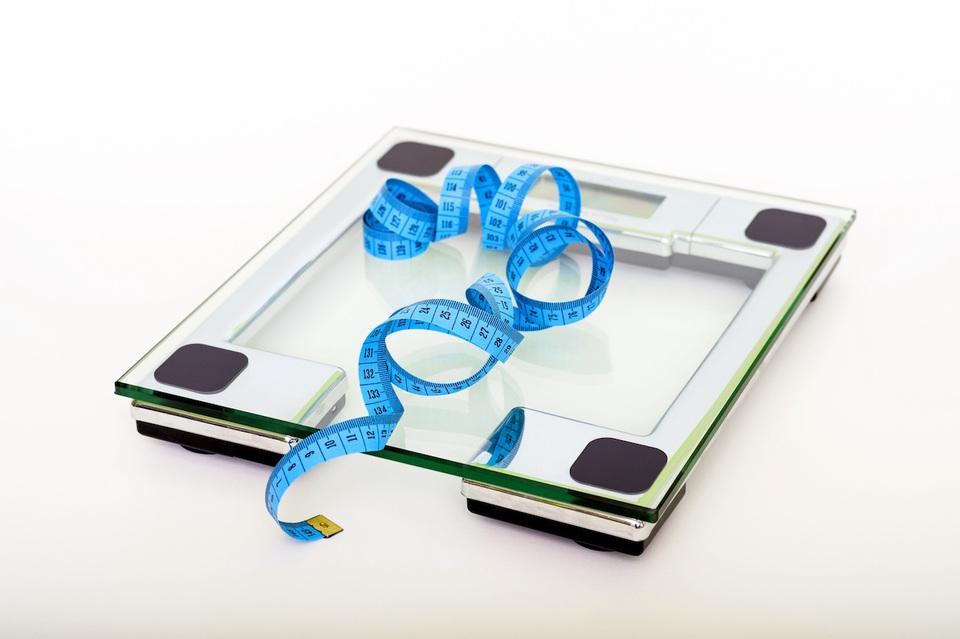 体重計 筋肉