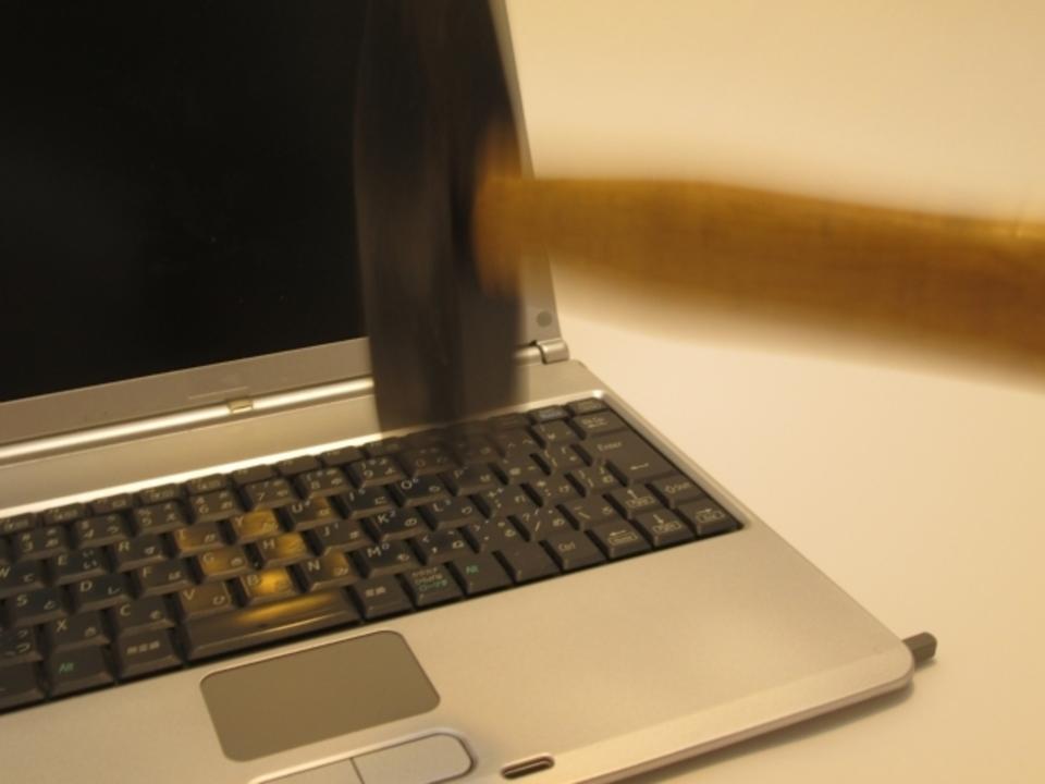 ノートパソコン 寿命