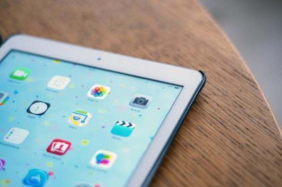 iPad マイク