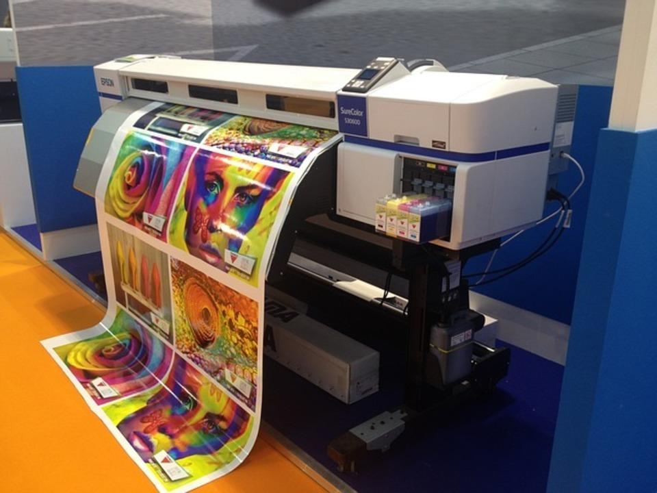 プリンター 画用紙 印刷