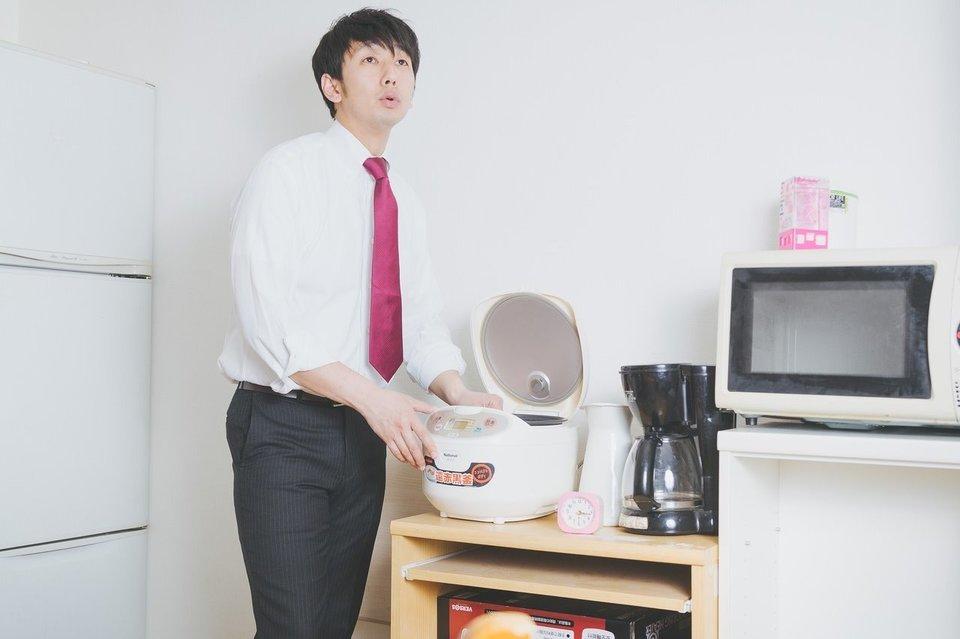 炊飯器 再加熱