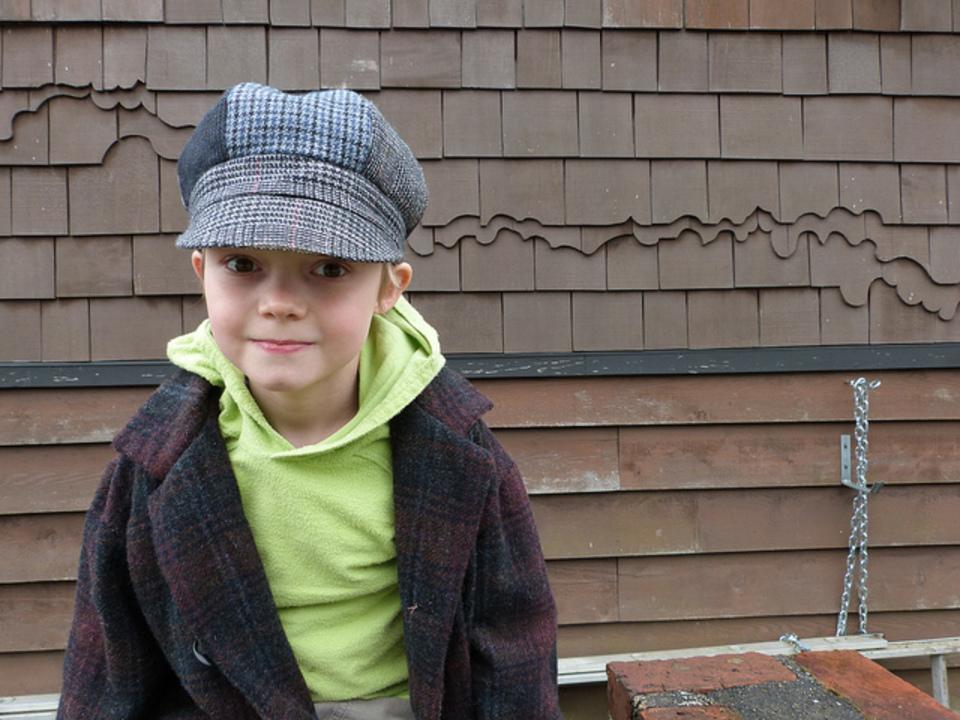 ヘッドホン 帽子