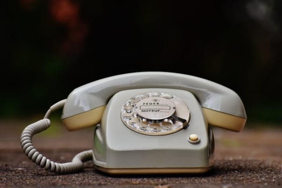 電話機 電源 不要