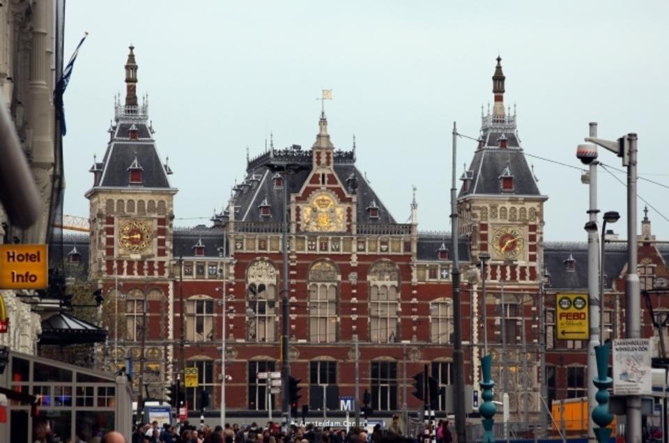 変圧器オランダ