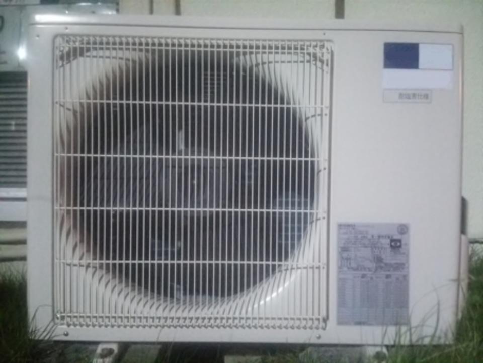 エアコン 室外 機 水