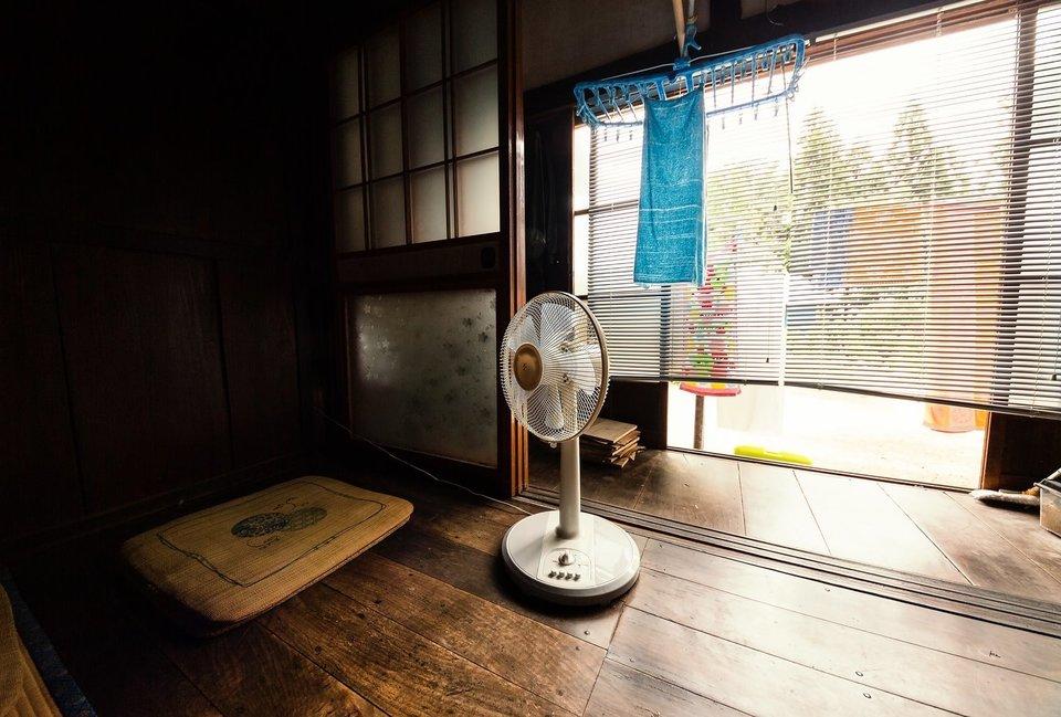 冷風扇 電気代
