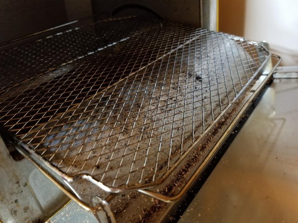 トースター 掃除