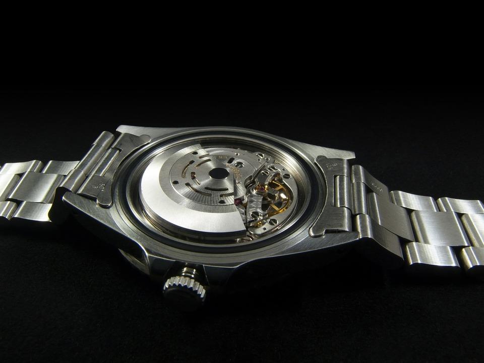 腕時計 掃除