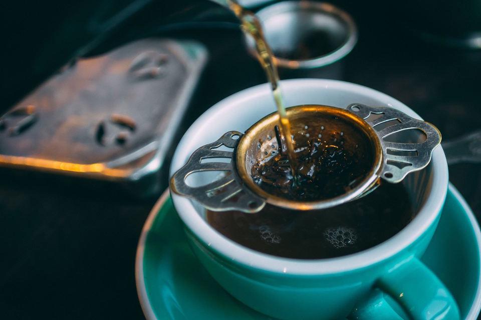 コーヒーメーカー紅茶