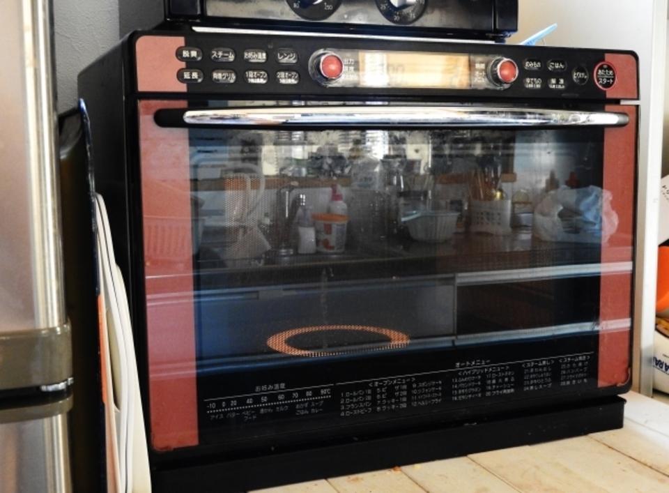電子レンジ おしゃれ オーブン キッチン