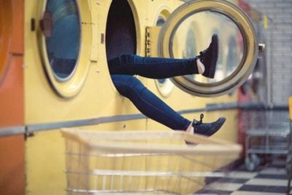 洗濯機 かわいい