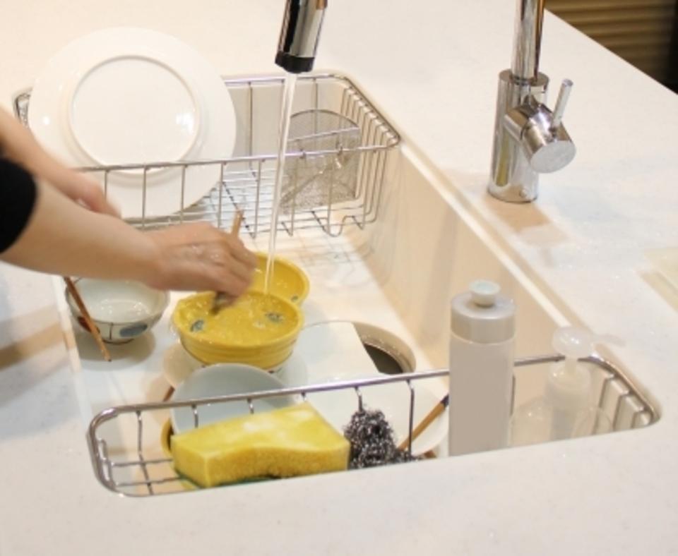 食器乾燥機 キッチン おしゃれ 食器洗い