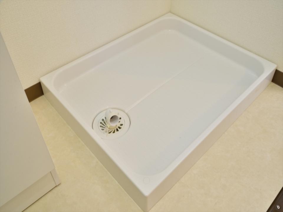 洗濯機防水パン2