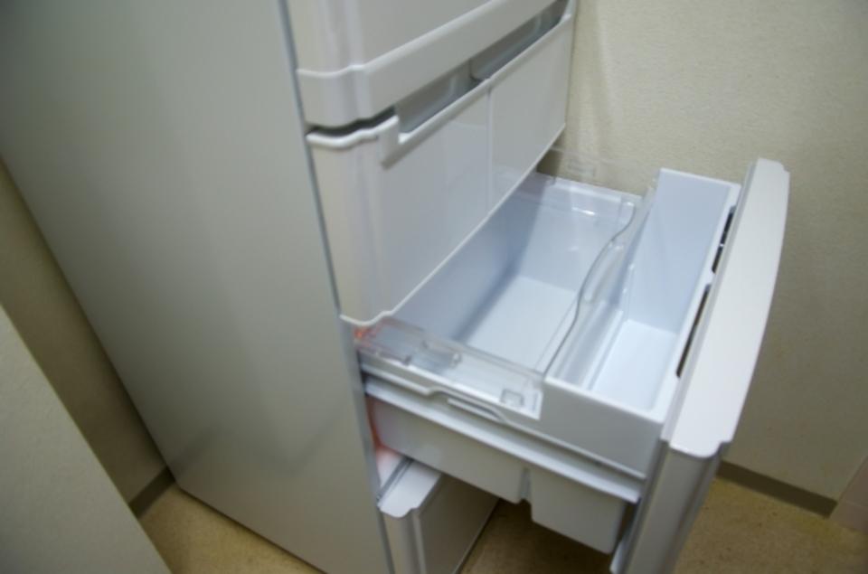冷蔵庫引き出し