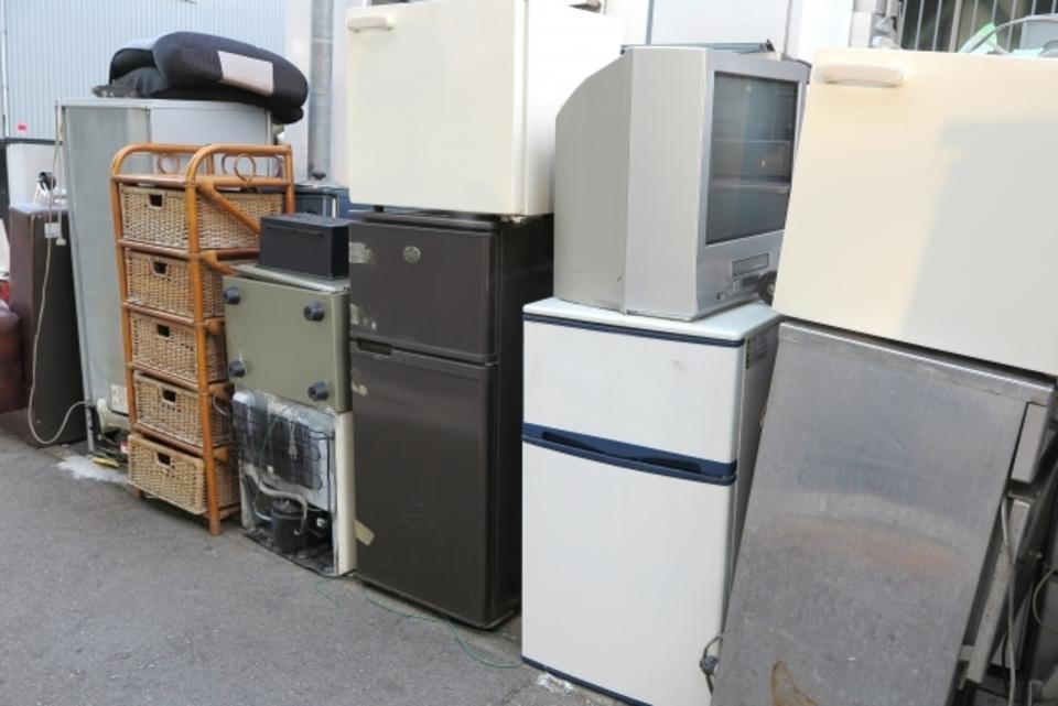 冷蔵庫 洗濯 機 処分