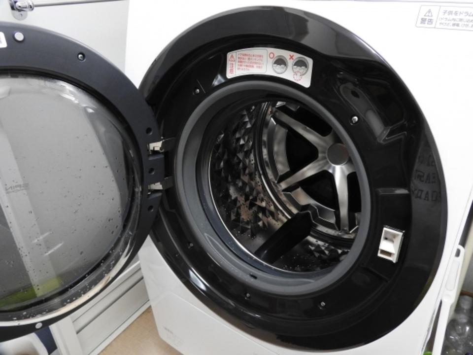 洗濯機の洗浄