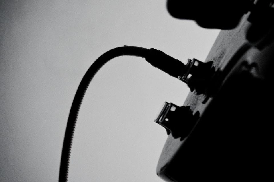 ギター ヘッドホン